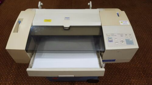 1 of 1 - Large Format Printer - Epson Stylus Color 3000 - up to A2 size