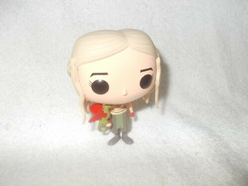 Action Figure Funko Pop Vinyl Game of Thrones Daenerys Targaryen Grey loose