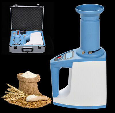 110V LDS-1G Grain Moisture Meter Digital Fast Seed Cereal Corn Moisture Analyzer