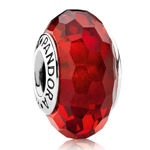 PANDORA Murano Element 791066 Silber Bead