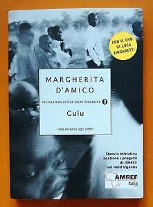 Margherita-d-039-Amico-Gulu-con-DVD-Ed-Mondadori-2005