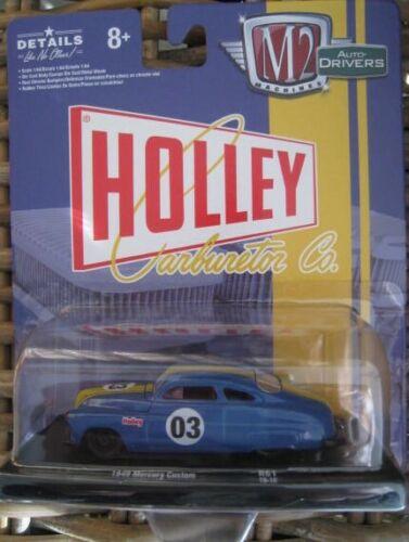 M2  1:64  OVP  NEU Mercury Custom  HOLLEY Carburetor Co