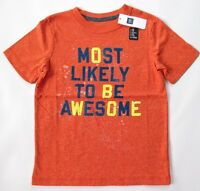 Gap Kids Toddler Boys Xs 4t-5t T-shirt