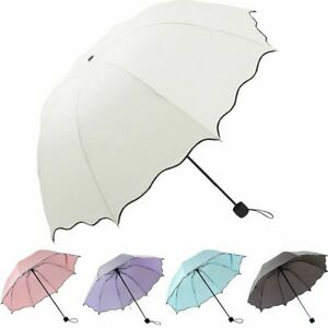 Oregon State Flag Automatic Tri-fold Umbrella Interesting Windproof Anti UV Rain//Sun Travel Umbrella Light Weight.