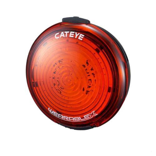 CatEye Wearable X Safety Light - SL-WA100 - NEW