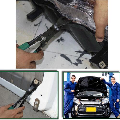 Car Lamp Shade Remover Tool Rivets Fastener Trim Clip Prying Plier