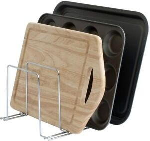 simplywire-Baking-Tray-amp-Chopping-Board-Rack-Pan-Storage-Kitchen-Cupboard