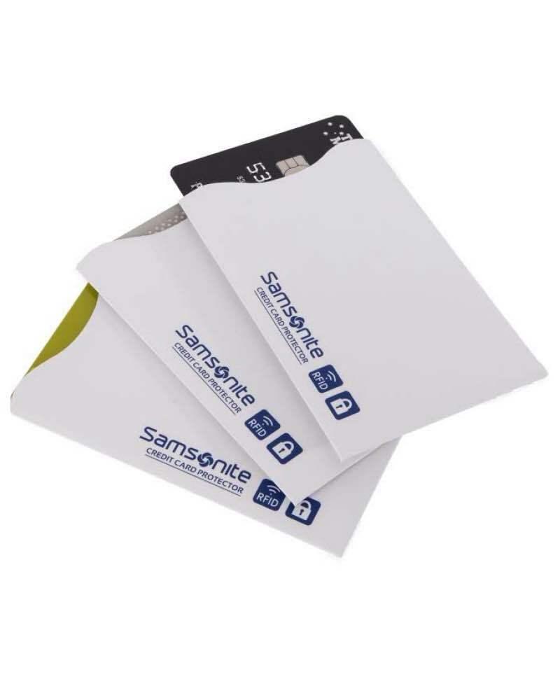 Samsonite 3 Pack RFID Credit Sleeve