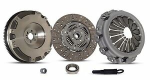 Conversion-Clutch-Kit-with-Flywheel-fits-2005-2017-Nissan-Frontier-2-5L-Gas-DOHC