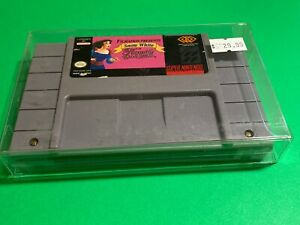 WORKING-SUPER-NINTENDO-SNES-GAME-FILMATION-SNOW-WHITE-IN-HAPPY-EVER-AFTER