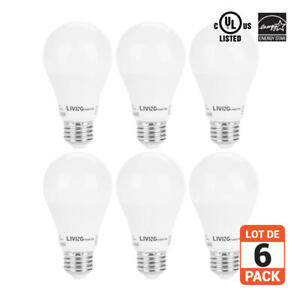A19-Dimmable-LED-Bulb-9W-60W-Equivalent-E26-3000K-Warm-White-800-Lumens