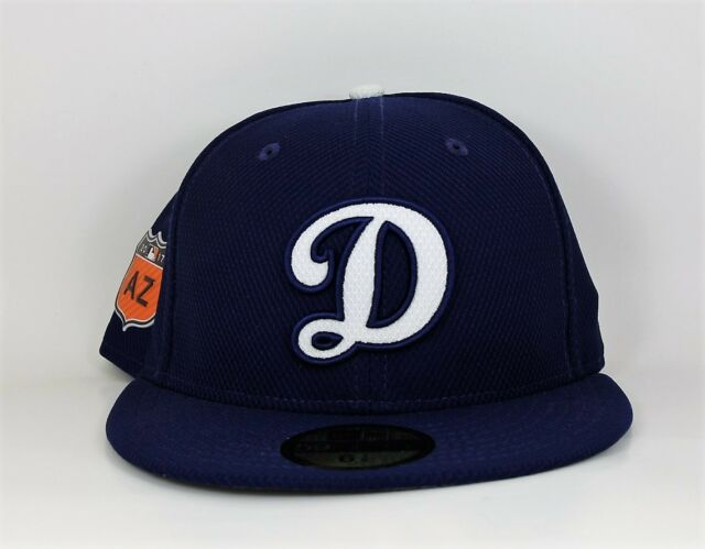 35b17b18b8b Los Angeles LA Dodgers New Era 2017 MLB Diamond Era Spring Training 59FIFTY  Cap