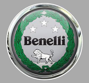 BENELLI-Sticker-Trompe-l-039-oeil