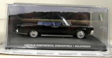 1/43 Scale James Bond 007 Lincoln Continental Convertible Goldfinger Diecast car
