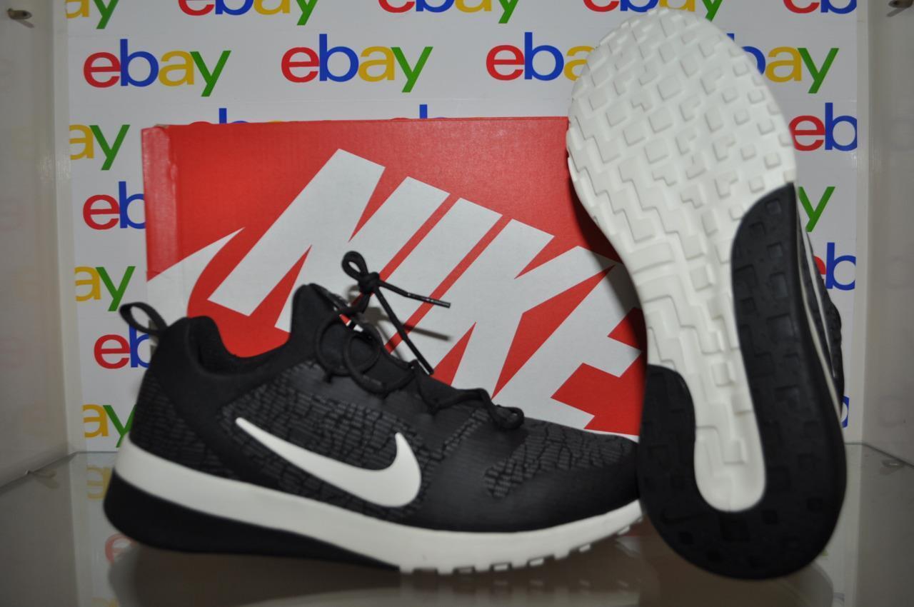 Nike CK Racer Womens Casual shoes 916792 001 Black White NIB