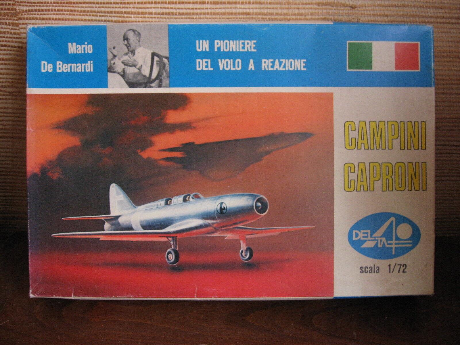 MODELL 1 72 72 72 VINTAGE 1973 DELTA CAMPINI CAPRONI  | Deutsche Outlets  3e9b1e