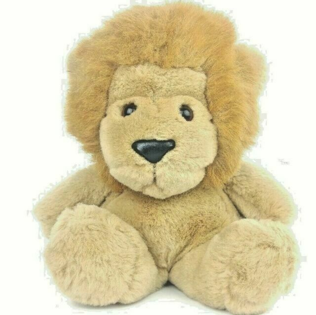 Euc 1979 Gund Roarry Lion 10 Plush