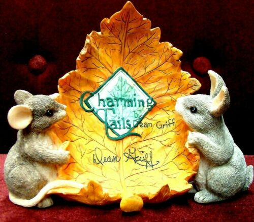 T DISPLAY SIGN 87690~ RARE NEW FRESH CHARMING TAILS BY DEAN GRIFF  SILVESTRI C