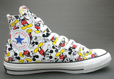 converse mickey chaussures