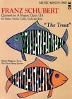 Schubert: Quintet in a Major, Op. 114  The Trout,  Bass by Hal Leonard Publishing Corporation (Mixed media product, 2006)