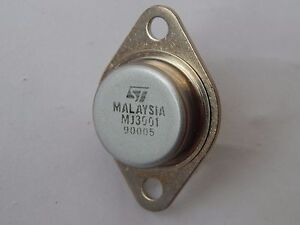 MJ3001 DARLINGTON TRANSISTOR To-3