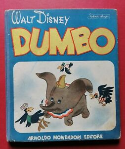 VOLUME-WALT-DISNEY-DUMBO-EDIZIONE-1948-COLLANA-LE-SINFONIE-ALLEGRE