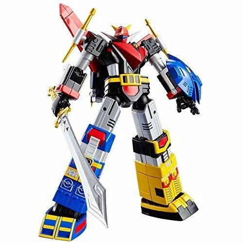 Bandai Tamashii Nations Super Robot Chogokin Space Emperor God Sigma Space