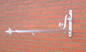 Support Mural Pour Publicitaires Bouclier-sociétés Bouclier-enseigne-résistant Aux Intempéries-neuf-afficher Le Titre D'origine