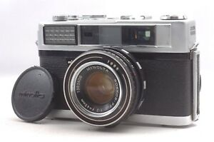 @ Ship in 24 Hrs @ Discount! @ Minolta AL Film Rangefinder Camera Rokkor 45mm f2
