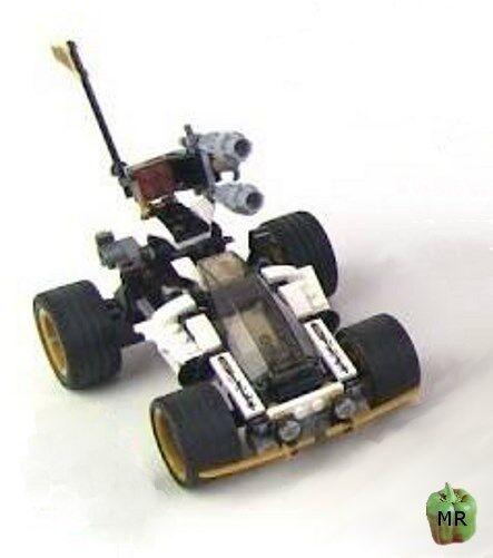 LEGO 70725 - NINJAGO - Cole's Car - NO MINI FIGURES   BOX