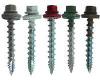 Metal Roofing Screws, Painted Roofing Screw, Pole Barn Roofing/siding Screws-250