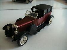 Solido Panhard Levassor 8 CN 35 CV 1925 in Red/Black on 1:43
