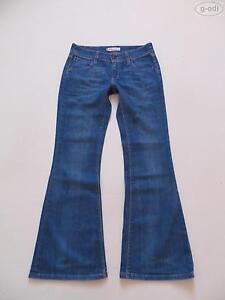 Levi-039-s-479-Booty-Flare-Schlag-Jeans-Hose-W-29-L-30-wie-NEU-70-Schlaghose