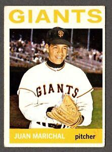 1964 Topps Baseball #280 Juan Marichal San Francisco Giants - LID001