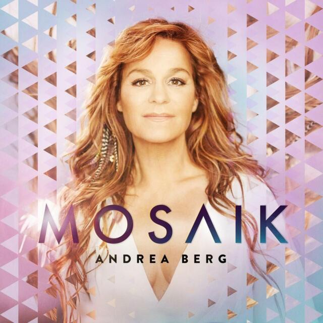 Andrea Berg - Mosaik CD (album 2019) NEU OVP