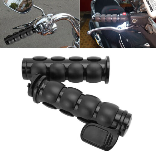 """1/"""" Motorcycle Handle Bar Hand Grips For Harley Sportster XL883 1200 Road King US"""