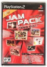 Vol. 11 Jampack Demo Disc Star Wars + Playstation Underground PS2 RP-M 2004 New
