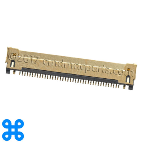 """17/"""" A1297 40-Pin LVDS LCD SCREEN CABLE CONNECTOR MacBook Pro Unibody 15/"""" A1286"""