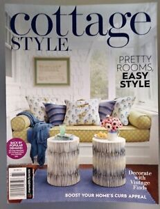 Image Is Loading Cottage Style Magazine Pretty Rooms Easy Spring