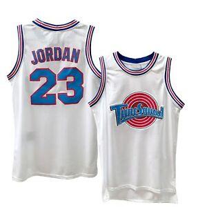 c95831e766226f UK Mens Sweatshirt Space Jam Tune Squad Basketball Jerseys Students ...