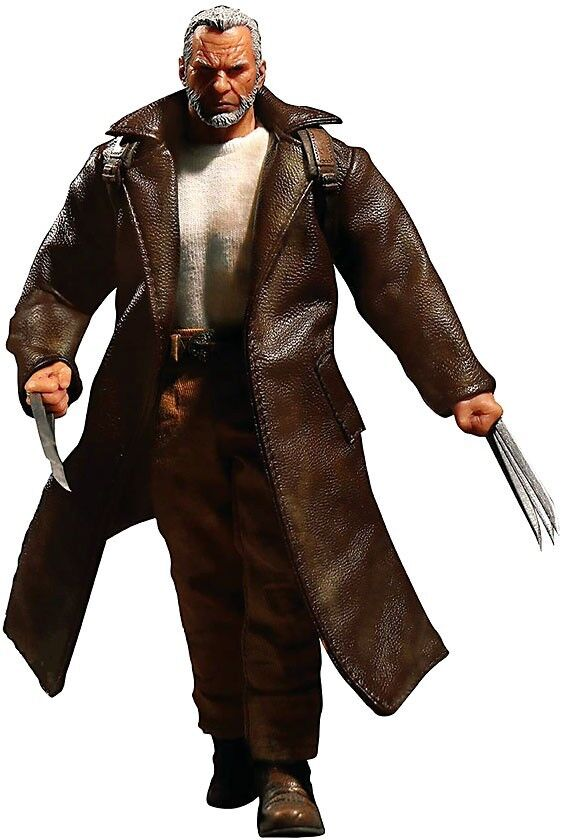 Marvel One 12 Collective Old Man Logan Action Figure