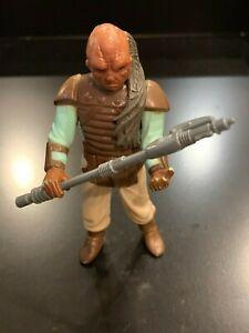 Vintage-WEEQUAY-Star-Wars-Action-Figure-1983-H-K-COMPLETE