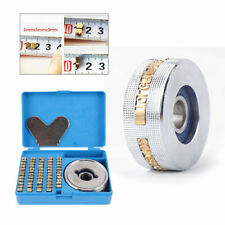104pcs Fr 900fr 770 Sealing Machine Character Letters Numbers Wheel Band Sealer