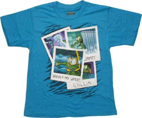 Where/'s My Water Youth Boys Shirt New Size XL