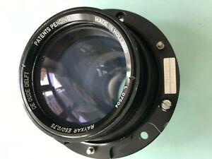 De-Oude-Delft-Rayxar-E50-0-75-Fixed-Focus-Special-Industrial-Lens