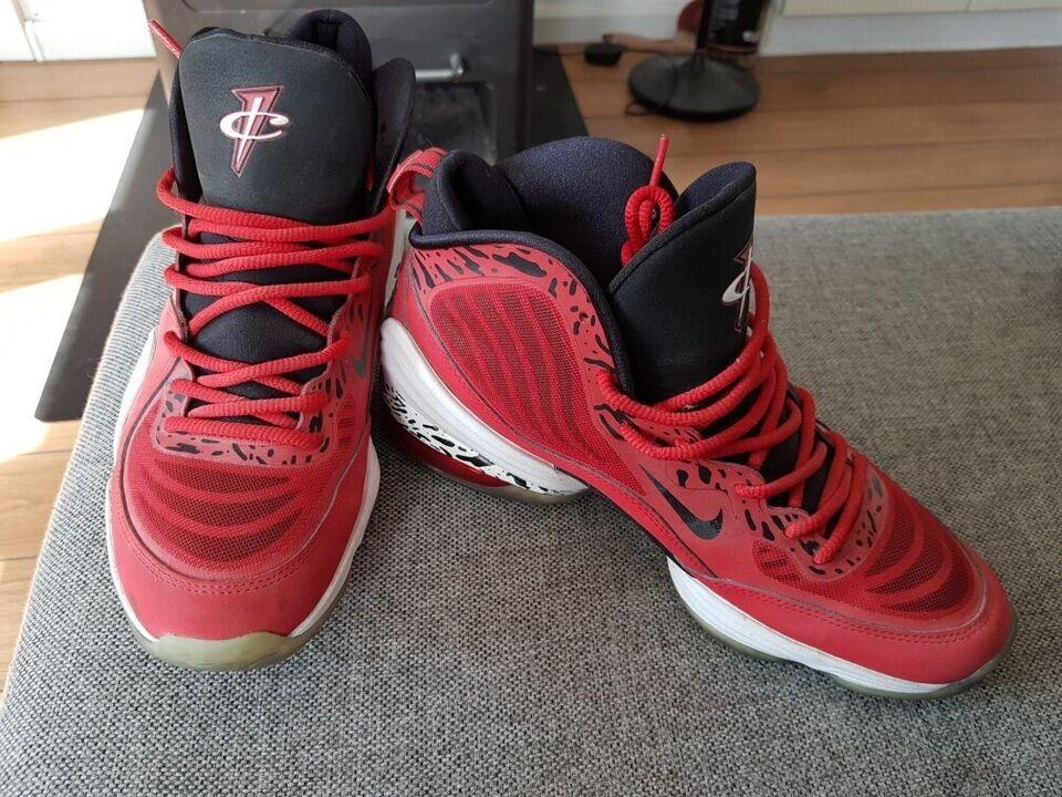 Nike Air Max 2017 sort røde sneakers til herre danmark salg