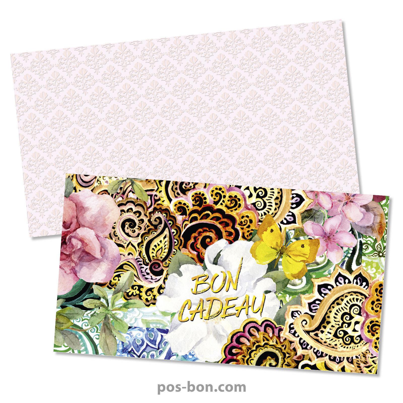 Bons cadeaux universels + enveloppes pour toutes occasions FA1264F