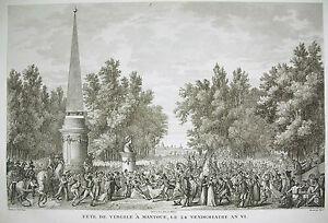 Fete-de-Virgile-a-Mantoue-Campagne-d-039-Italie-Napoleon-Bonaparte-1815-Carle-Vernet