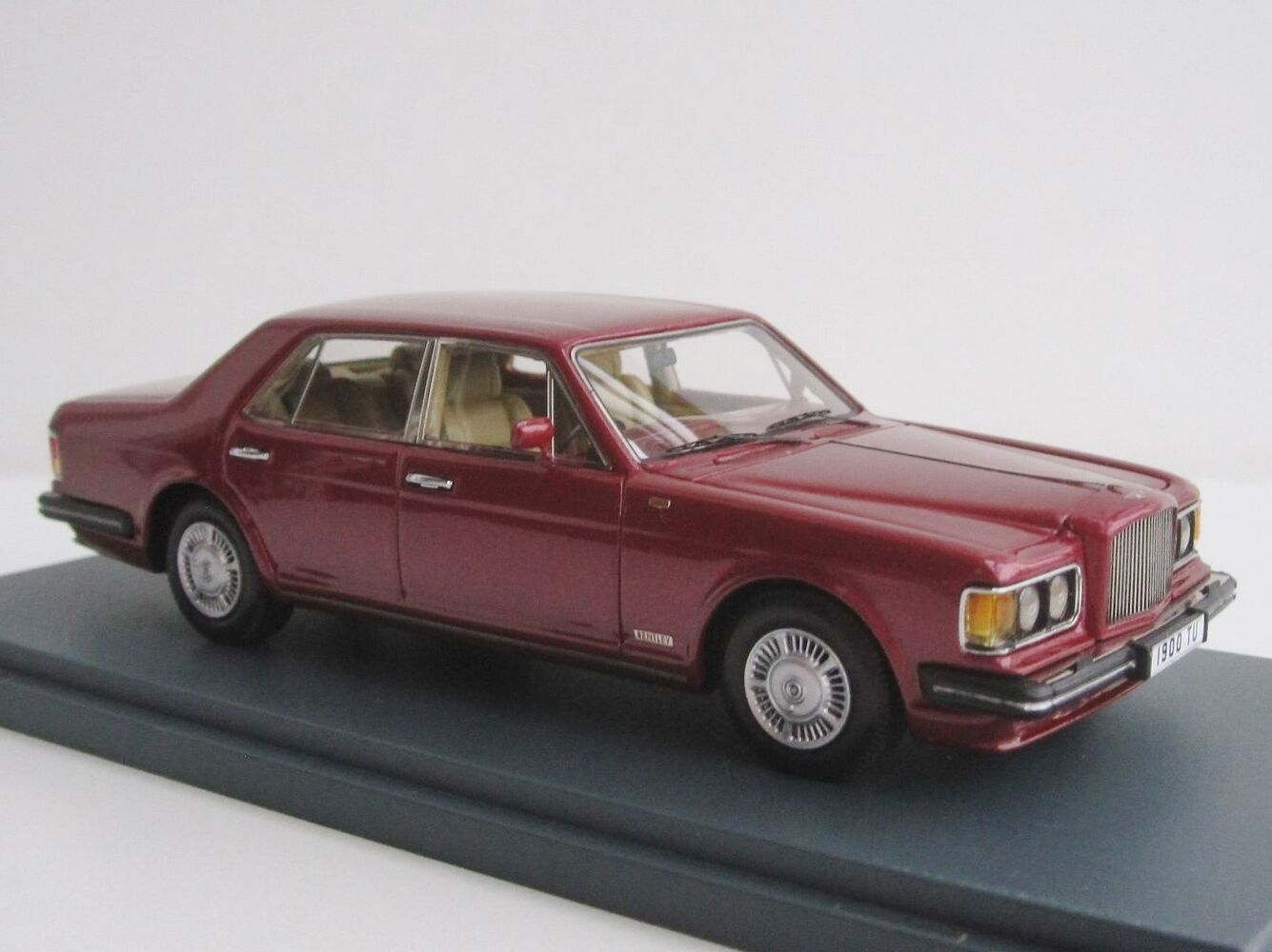 Bentley Mulsanne Turbo R 1 43 Neo Scale Models Neo 44165 Rt Eight