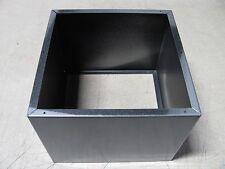 Bud Industries Cu 880 Gray Steel Cabinet 10 X 10 X 8 New Ships Today
